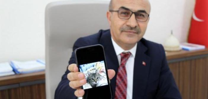 Kızının kedisi sayesinde bombalı saldırıdan kurtulan vali, teröristi Mardin'de yakalattı