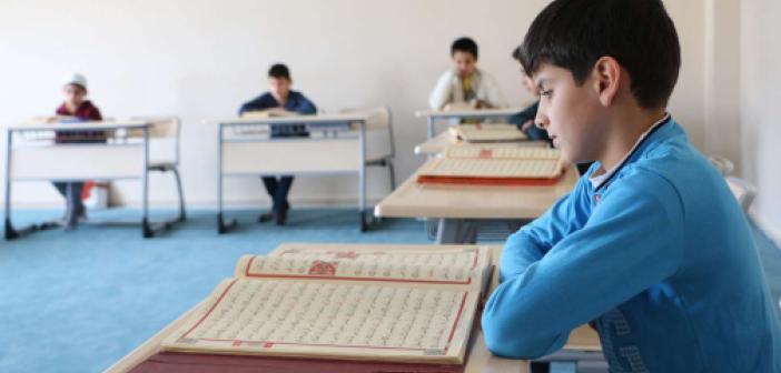 Kur'an aşığı çocuklar uzaktan eğitimle 9 ayda hafız oldular