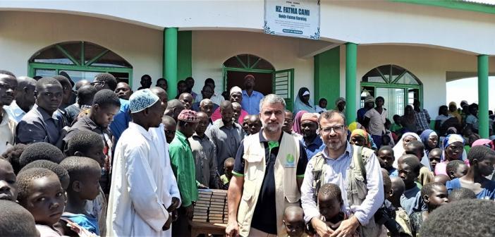 Mardin Life Uganda'da / Afrika'da İnsani Yardım Çalışmaları