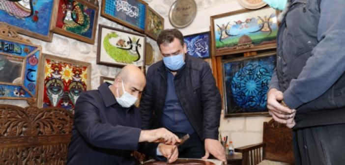 Mardin, Sanatkarlarıyla 'UNESCO' Yolu'nda