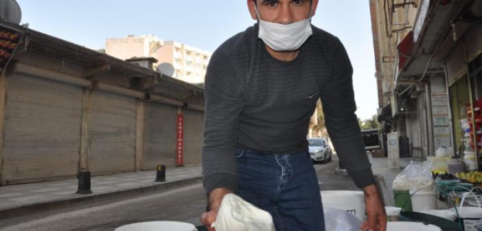 Mardin'in köy peynirine yoğun ilgi