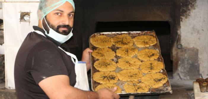 Ramazan sofrasının gözdesi çöreklerin siparişine yetişemiyor