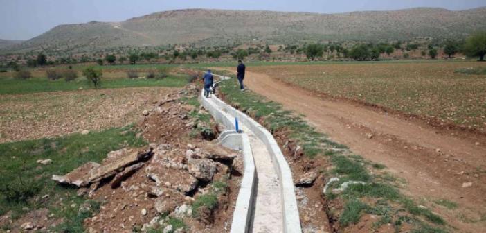 Tarımsal kalkınmayı destekleyecek projenin çalışmaları başladı
