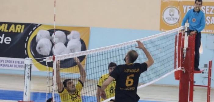 Yeni Kızıltepe spor Ligi Lider Bitirdi: 3-0