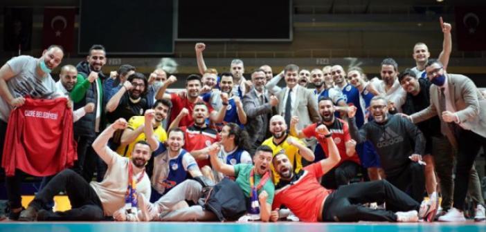 Yeni Kızıltepe spor Play off ilk maçını 3-1 kazandı