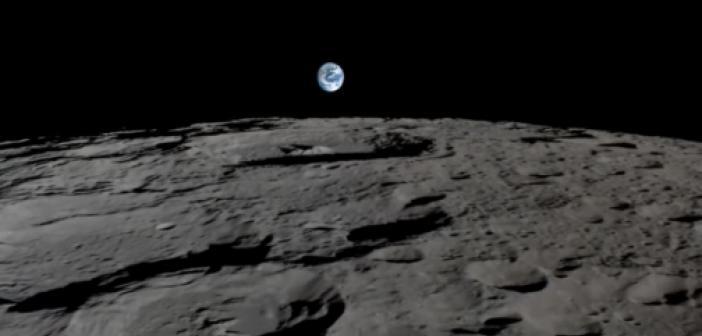 Yönetmen Sean Doran'ın Ay Üzerinden Kısa Filmi