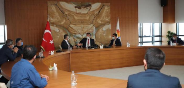 Zeytinburnu Belediyesi, Kardeş Dargeçit'te Kültür Merkezi Yapıyor