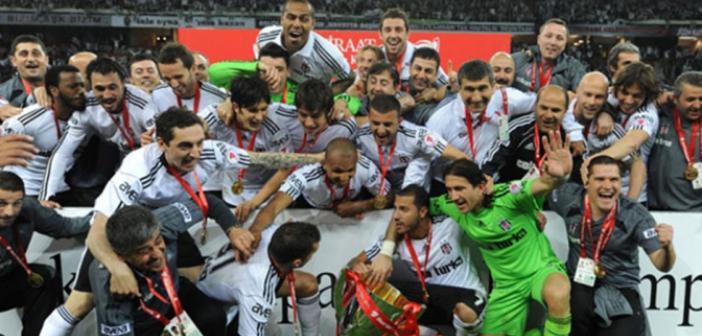 Beşiktaş'ın kaçıncı Türkiye Kupası? Beşiktaş Türkiye Kupası'nı kaç kez aldı?