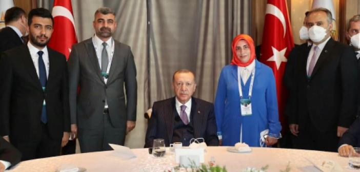İl Başkanı Kılıç 'Mardin' İçin Erdoğan İle Bir Araya Geldi