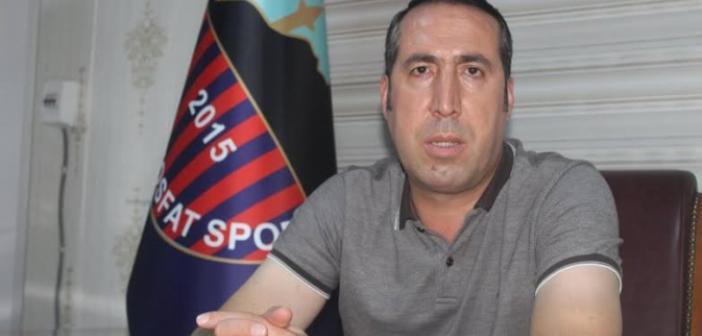 Mardin Fosfatspor Başkanı Üner, Görevini Bırakıyor!