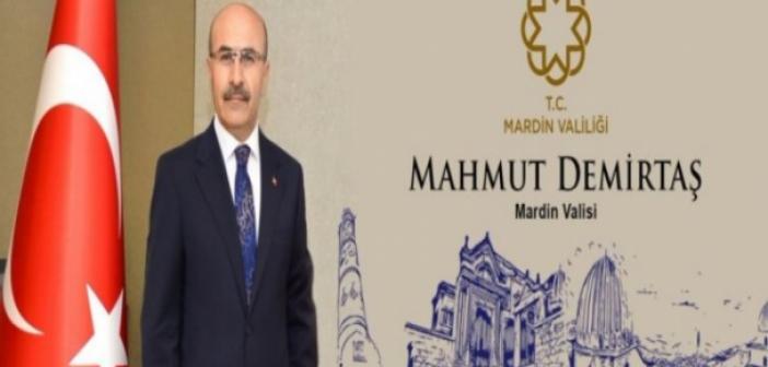 Mardin için kademeli normalleşme tedbirleri açıklandı