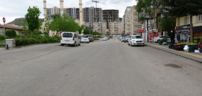 Mardin kapanmanın ikinci gününde hayalet kente dönüştü