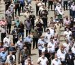 Mardin'de Filistinli şehitler için gıyabi cenaze namazı