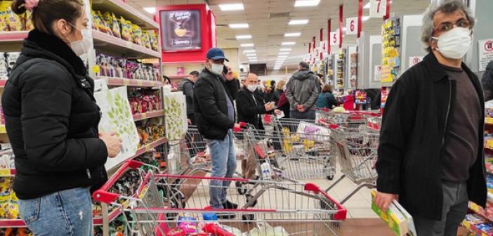 Tam kapanmada marketler kapanıyor mu? Marketler saat kaçta kapanıyor? Market Tedbirleri nelerdir? Market Tedbirleri genelgesi?