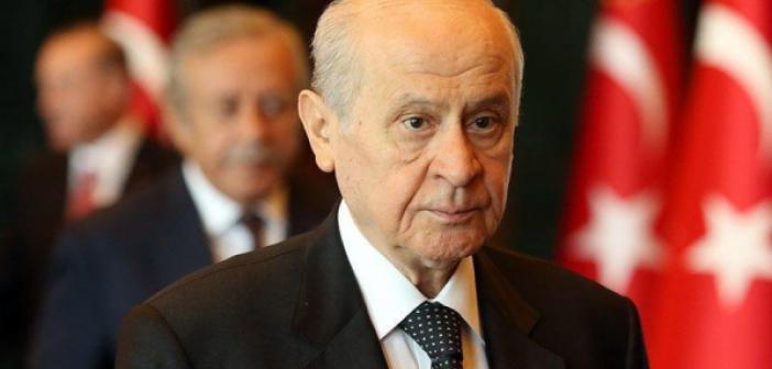 MHP lideri Devlet Bahçeli: Milletimiz bozguncuları sandıkta bozuk para gibi harcayacaktır