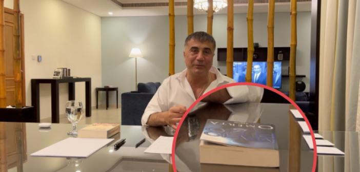 Sedat Peker'in masasındaki sır! Suskunluk Yasası: Omerta nedir? Omerta kitap konusu..