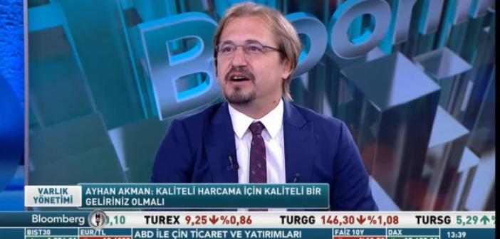 Ayhan Akman ekonomi yorumcusu oldu, ortalık karıştı! Ayhan Akman kimdir? Ayhan Akman nerelidir, kariyeri?