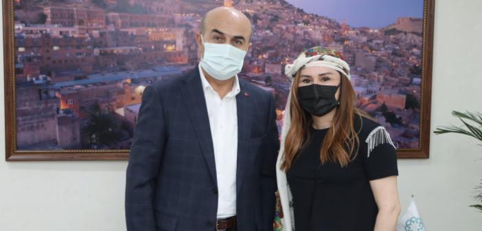 Ceylan, yeni klip çalışması için Mardin'i seçti