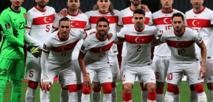 Euro 2020 Türkiye A Milli Futbol Takımı Futbolcuları TAM LİSTE