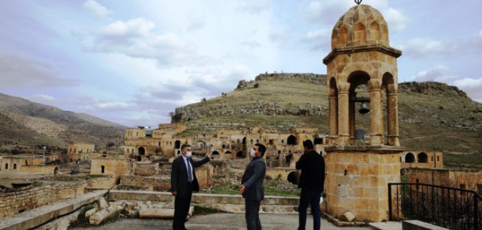 Film ve dizilere ev sahipliği yapan Dereiçi, turizme kazandırılacak