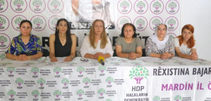 Kadınlar Mardin'de Deniz Poyraz için yürüyecek