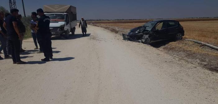 Mardin'de 1 hafta içinde aynı nokta üçüncü trafik kazası