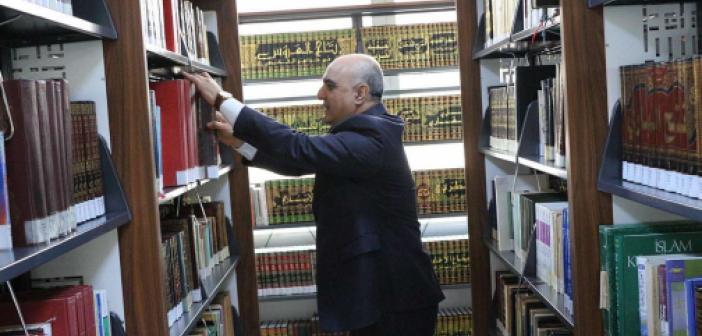Mardin'de 8 halk kütüphanesinde 148 bin 193 kitap mevcut