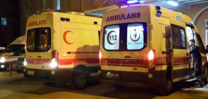 Son dakika! Mardin'de trafik kazası: 3 yaralı