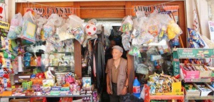 Mardin'in ilk süper marketi; Ammo Faysal'ı