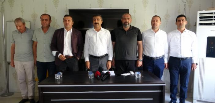 Mardinspor'un yeni yönetim kadrosu belirlendi