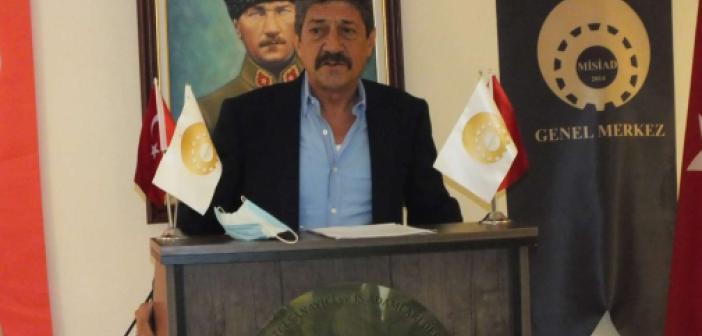MİSİAD Genel Başkanı Feridun Öncel gözaltına alındı