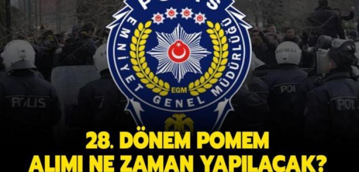 POLİS ALIMI 2021! POMEM Polis Alımı 2021 Başvuru Ne Zaman? Şartları Neler? Polis Alımı Başvuru Nasıl Yapılır?