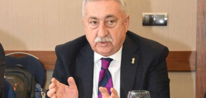 TESK Genel Başkanı Palandöken: Kısıtlamaların kaldırılacak olması esnaf için çok sevindirici