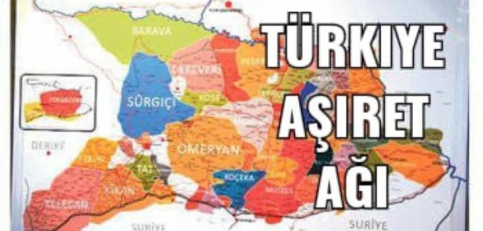 Anadolu ve Ortadoğu Coğrafyasındaki Tüm Aşiretlerin Tam Listesi / Hangi Aşiret hangi bölgede etkin