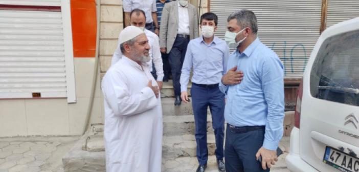 """AK Parti İl Başkanı Kılıç, """"Halkımızın her isteğini emir olarak algıladık"""""""