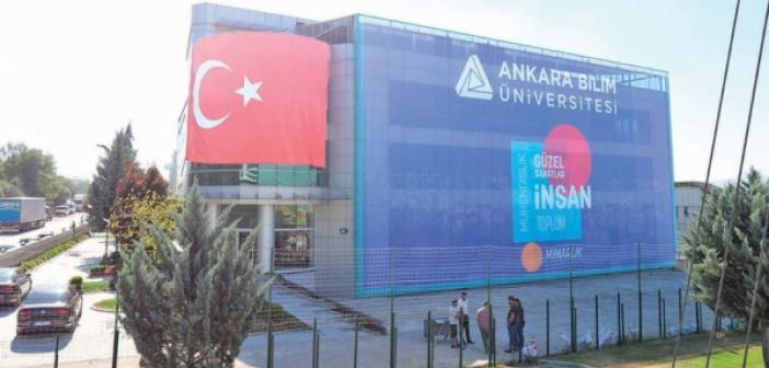 Ankara Bilim Üniversitesi 2021 Taban Puanları (Son 4 Yıl) Başarı Sıralamaları