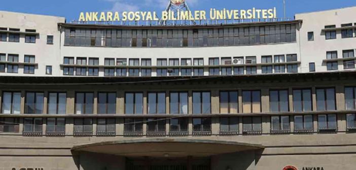 Ankara Sosyal Bilimler Üniversitesi 2021 Taban Puanları (Son 4 Yıl) Başarı Sıralamaları
