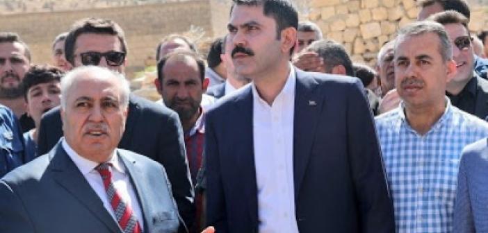 Bakan Kurum Mardin'e Geliyor