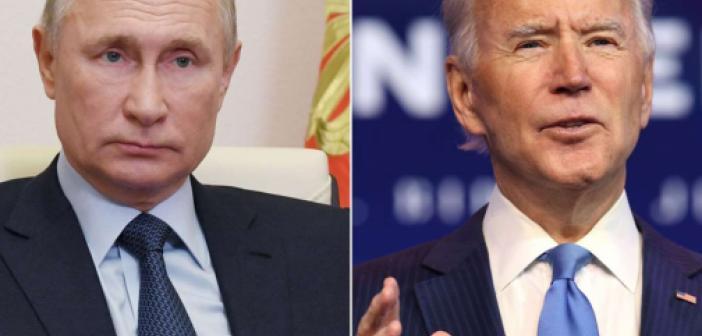 Biden ve Putin telefonda görüştü