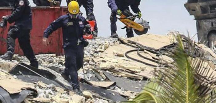 Çin'de bir ev çöktü: 8 ölü