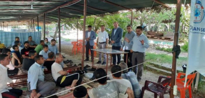 Din-Bir-Sen'den Güneydoğu Çıkarması