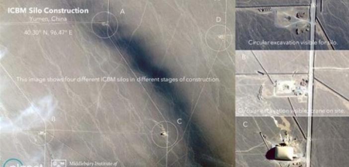 Dünya şokta! Çölün ortasında uyduya yakalandı, Gizli nükleer üsler ortaya çıktı