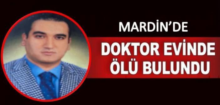 Genç doktor evinde ölü bulundu