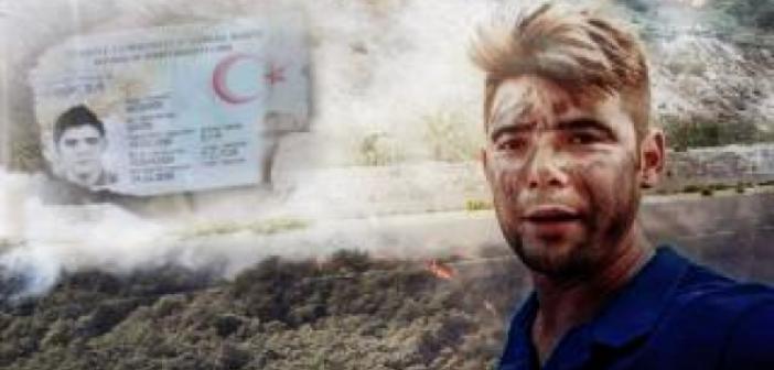 İtfaiyecilere su taşırken can veren Şahin'in paylaşımı yürek yaktı