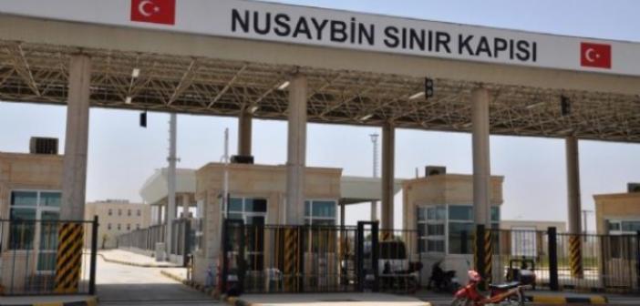 Kapalı olan Nusaybin Sınır Kapısı TBMM gündeminde