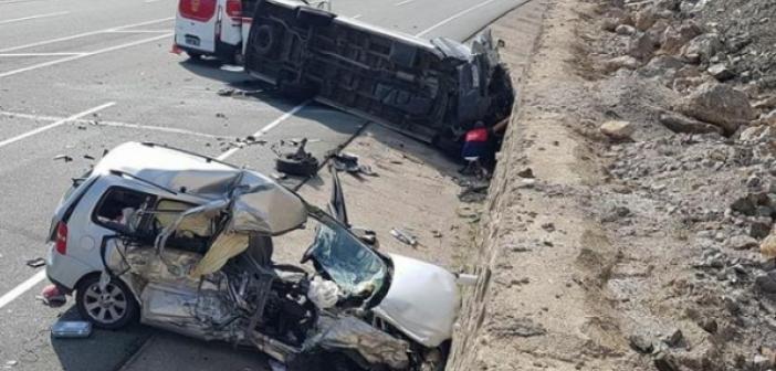 Kurban Bayramı'nın 8 günlük trafik kaza bilançosu: 46 ölü, 341 yaralı