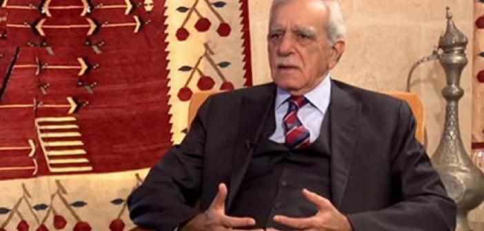 Kürt Siyasetçi Ahmet Türk'ün soyadı niçin Türk! İşte Ahmet Türk'ün sıradışı hayat hikayesi