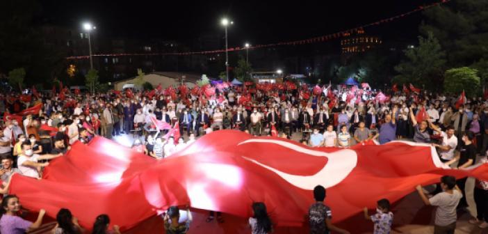 Mardin'de 15 Temmuz Buluşması