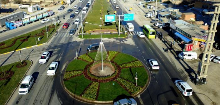 Mardin'de, trafiğin kontrol altına alınması için EDS sistemi kuruluyor