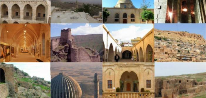 Mardin'e geldi, gezdi, gördü, tattı, yedi, içti ve yazdı!